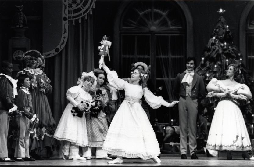 SF Ballet in Lew Christensen's Nutcracker (© Marty Sohl. Photo courtesy of SFMPD.)