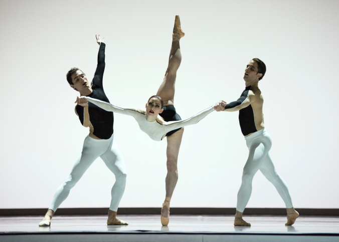 San Francisco Ballet in Dawson's Anima Animus // © Erik Tomasson