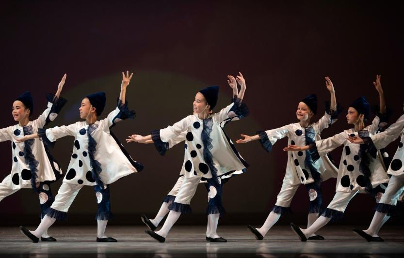 SF Ballet in Tomasson's Nutcracker // © Erik Tomasson